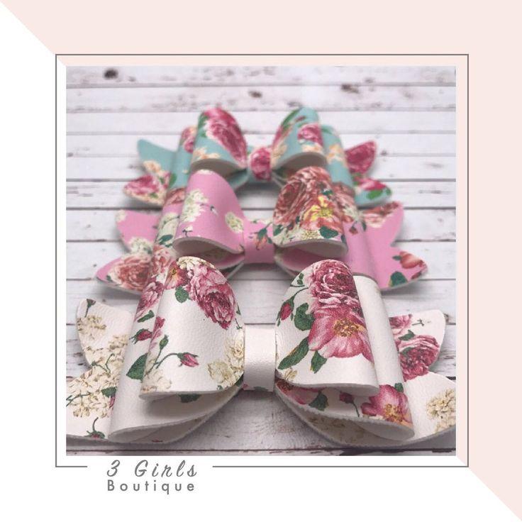 Sassy Bow                      – 3 Girls Boutique