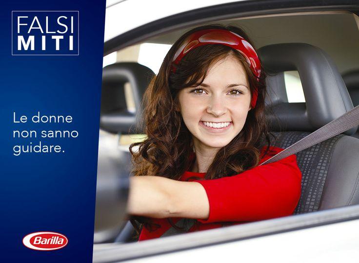 Altro che pericolo costante: secondo un recente sondaggio il 60% delle donne al volante non ha mai avuto incidenti!