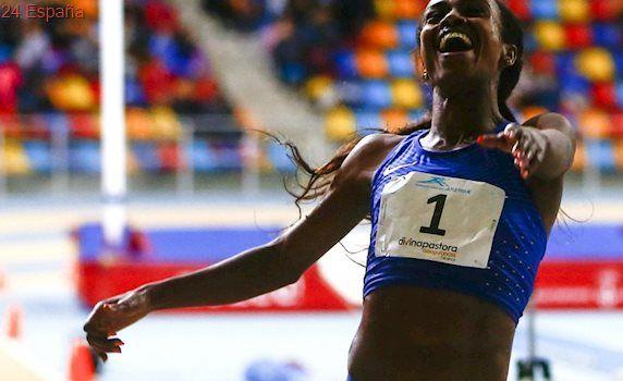 Genzebe Dibaba logra en España un récord mundial estratosférico en los 2.000 metros