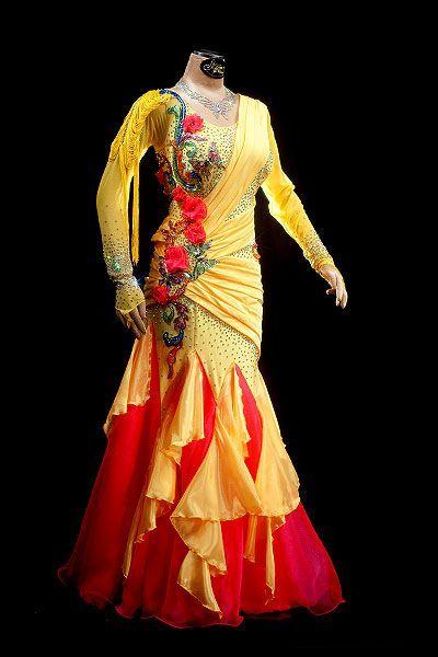 Best 25 Ballroom Dance Dresses Ideas On Pinterest Latin