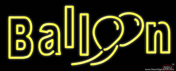 Double Stroke Yellow Balloon Real Neon Glass Tube Neon Sign,Affordable and durable,Made in USA,if you want to get it ,please click the visit button or go to my website,you can get everything neon from us. based in CA USA, free shipping and 1 year warranty , 24/7 service