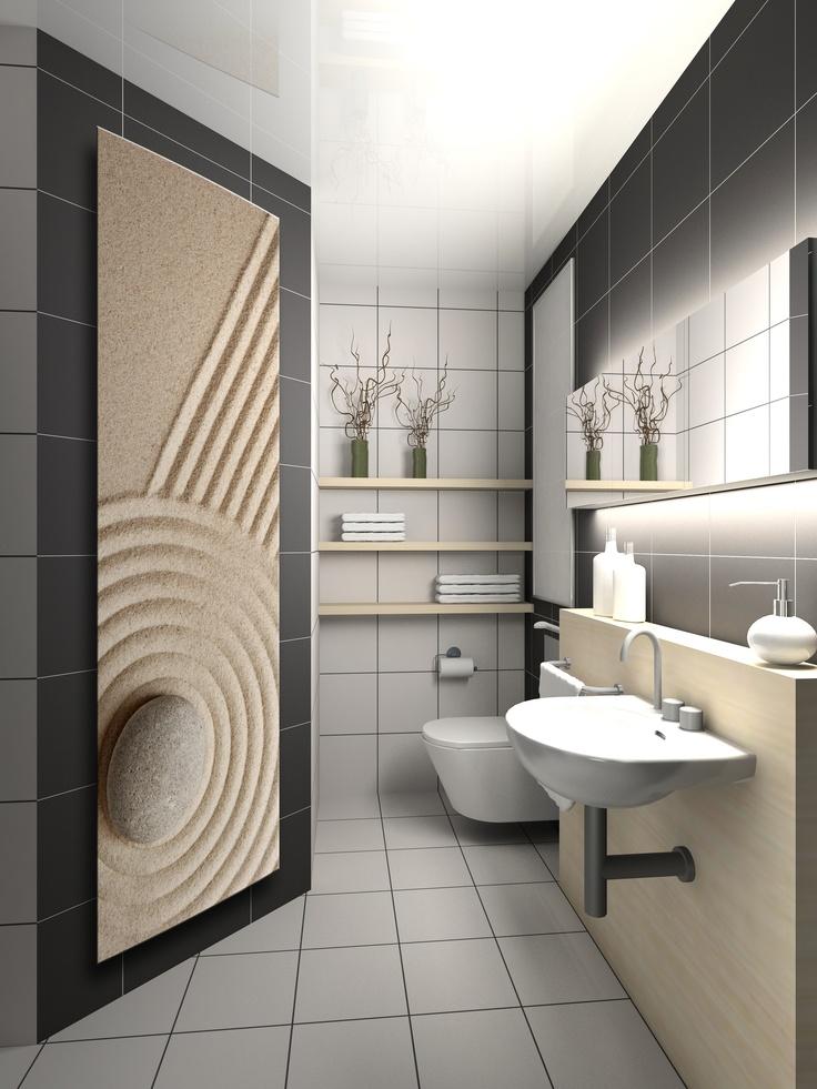 63 best Déco Radiateur images on Pinterest Designer radiator, Home - puissance seche serviette salle de bain