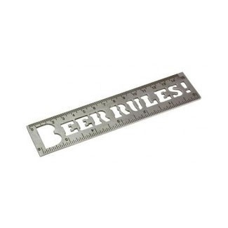 Beer Rules - bottle opener
