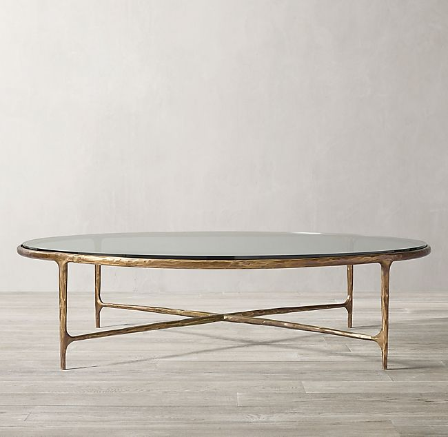 Thaddeus Glass Round Coffee Table With Images Coffee Table Round Glass Coffee Table Round Coffee Table