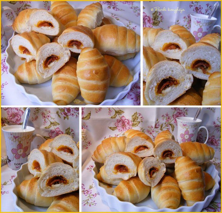Barbi konyhája: Tatu kifli