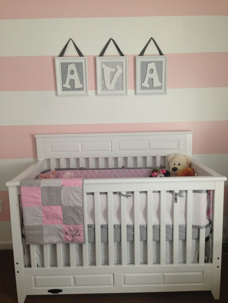 Best 25 Name Above Crib Ideas On Pinterest Nursery Name