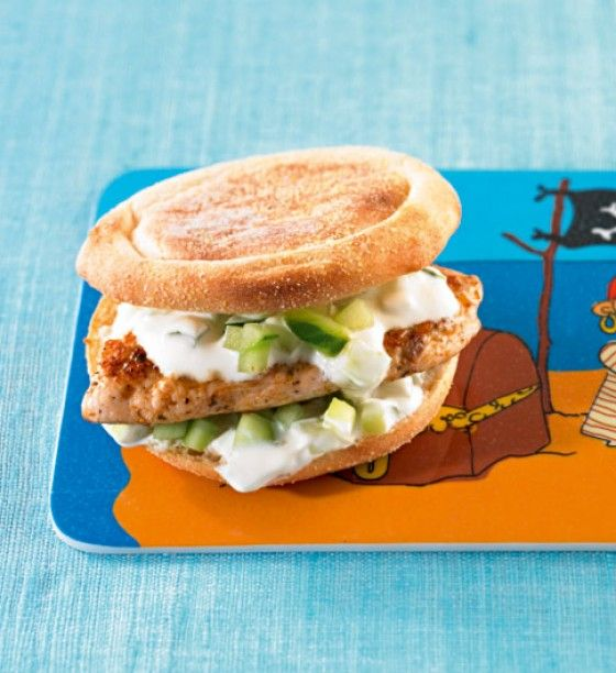 Gyrosburger