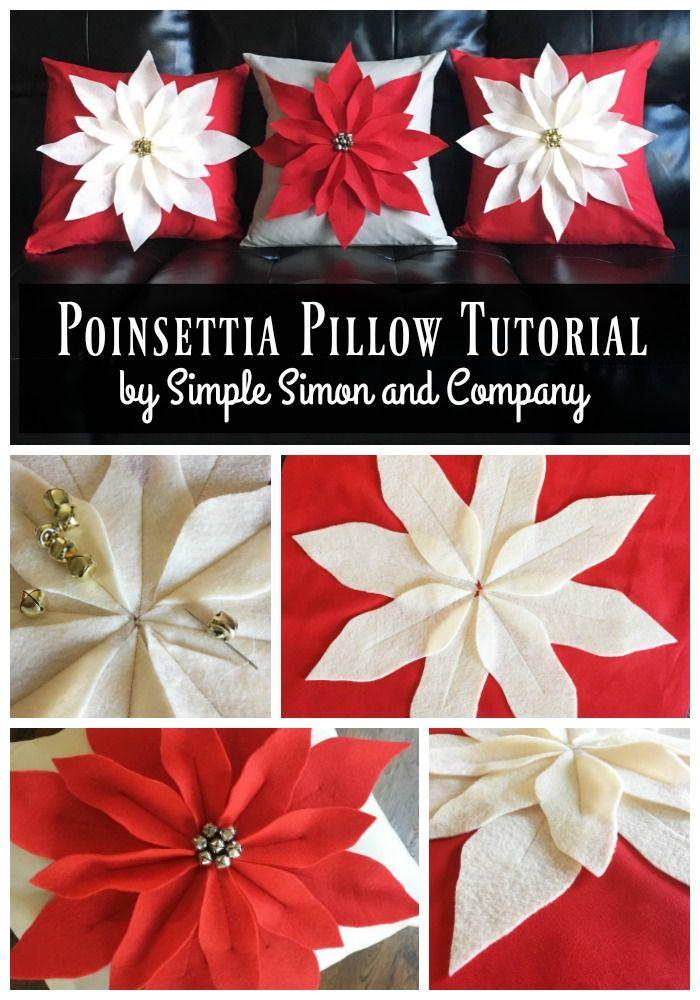 25+ unique Christmas pillow ideas on Pinterest | Christmas pillow covers Diy christmas pillows and Christmas cushions