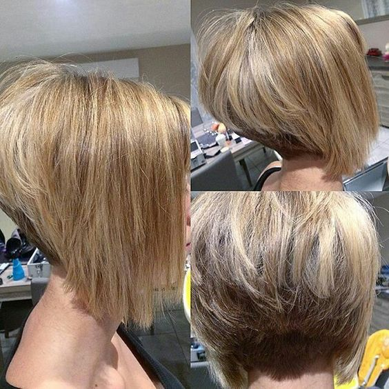 stacked inverted bob haircut pictures 17 best ideas about stacked bob on longer 5711