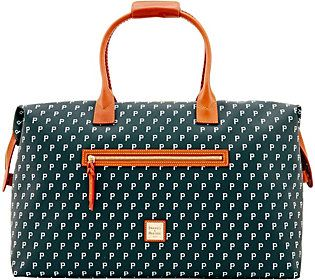 Dooney & Bourke MLB Pirates Duffel Bag
