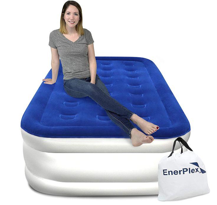 Enerplex luxury home series neverleak twin air mattress