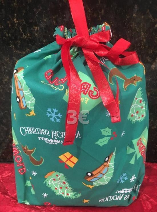 Griswolds Weihnachten.Griswold Weihnachten Urlaub Stoff Geschenk Tasche Diese Tasche Hat