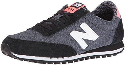 Oferta: 85€ Dto: -12%. Comprar Ofertas de New Balance 410, Zapatillas para Mujer, Negro (Black), 39 EU barato. ¡Mira las ofertas!