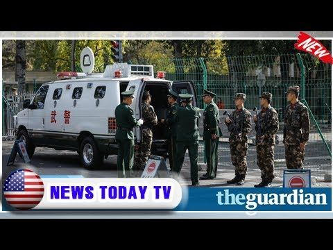 China rolls out red carpet luxury – and security for donald trump| NEWS TODAY TV - YouTube