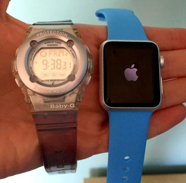 Morgan's Milieu | Apple Watch Sport Review: Now doesn't that look better?  Find out what I think of the new Apple Watch Sport.