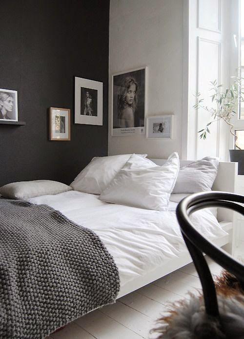 Decor | 40 Ideias para uma decoração Black