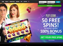 #HelloCasino 50 #FreeSpins South Africa Players  Hello Casino is the best online casino in South Africa. Play in South African Rands. No Credit Card. Signup for Your 50 Free Spins No Deposit Bonus Today!  http://www.onlinecasinosonline.co.za/hello-casino-review.html