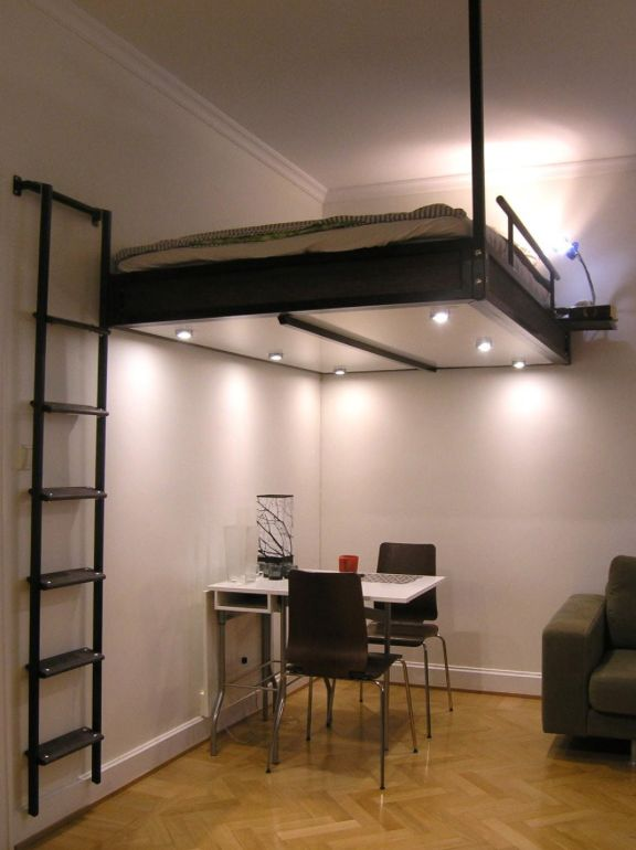 the 25+ best mezzanine bed ideas on pinterest | mezzanine bedroom
