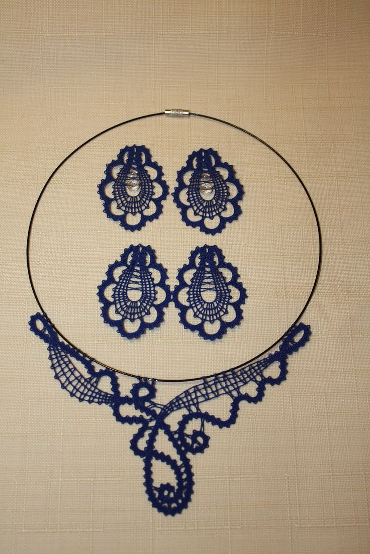 handmad bobbin lace