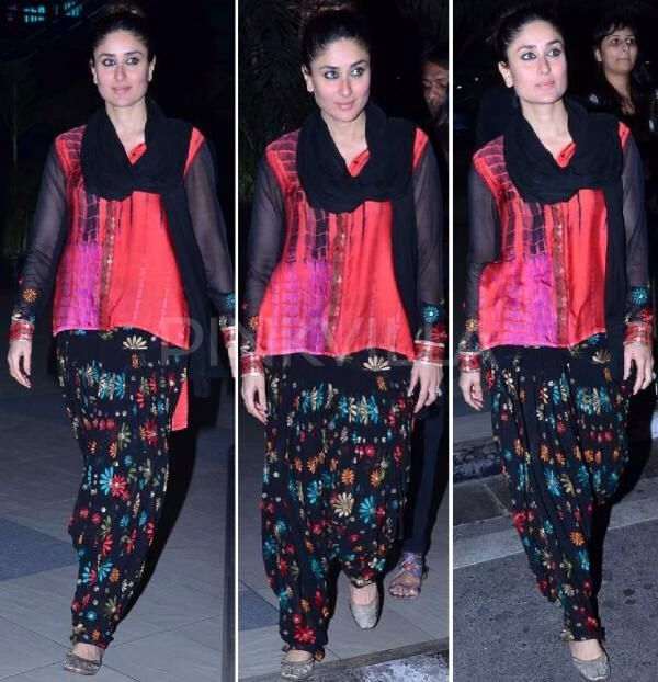 Kareena Kapoor in beautiful suit