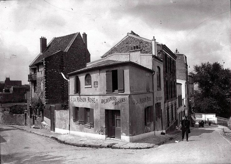 17 Best Images About Old Montmartre Vieux Montmartre On