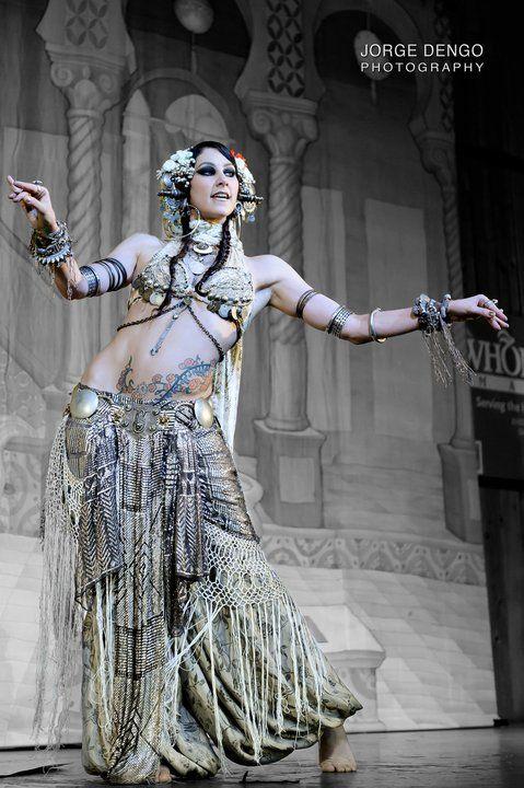 J.Dengo - Rachel Brice! Best Tribal Dancer EVER!
