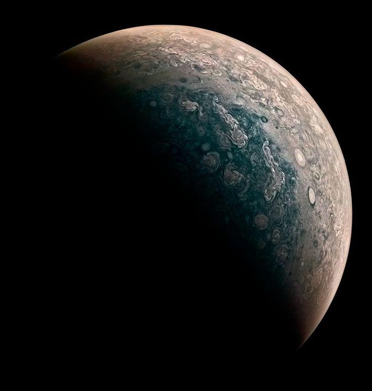 NASA's Juno - Jupiter