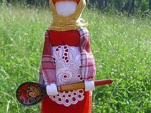 Мастер-класс: кукла «Помощница на кухне» своими руками | Ярмарка Мастеров - ручная работа, handmade