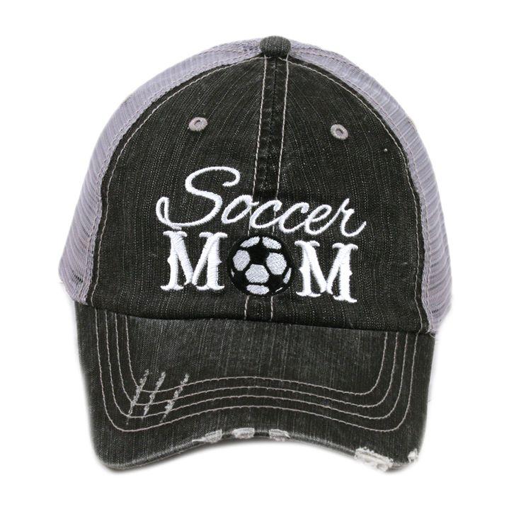 Katydid Soccer Mom Women's Trucker Hats