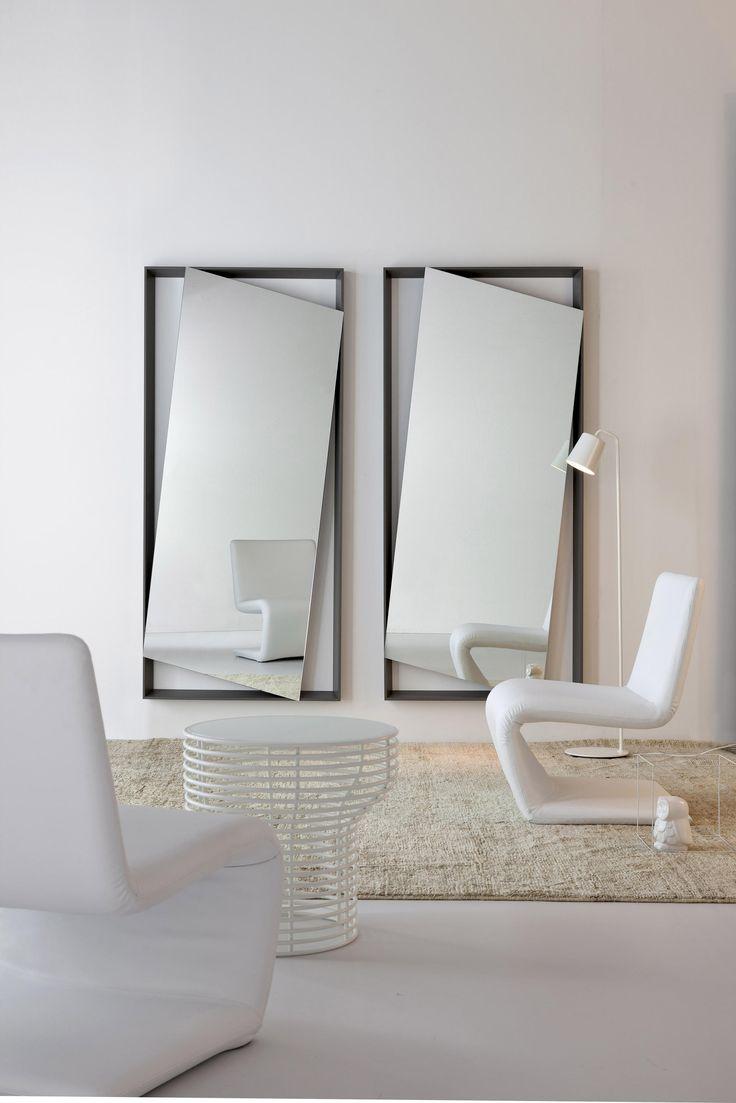 HANG UP - Designer Spiegel von Bonaldo ✓ Alle Infos ✓ Hochauflösende Bilder ✓ CADs ✓ Kataloge ✓ Preisanfrage ✓ Händler in der Nähe.