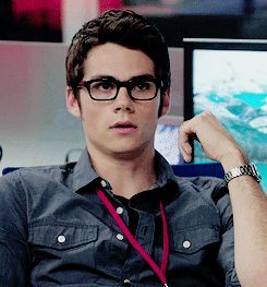 Omg Thomas ♡o♡ nerdy Thomas is bae- what? His name is Dylan the bae o'brien!!!!