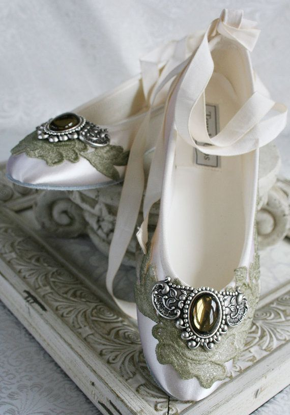 fairytale ballet shoes