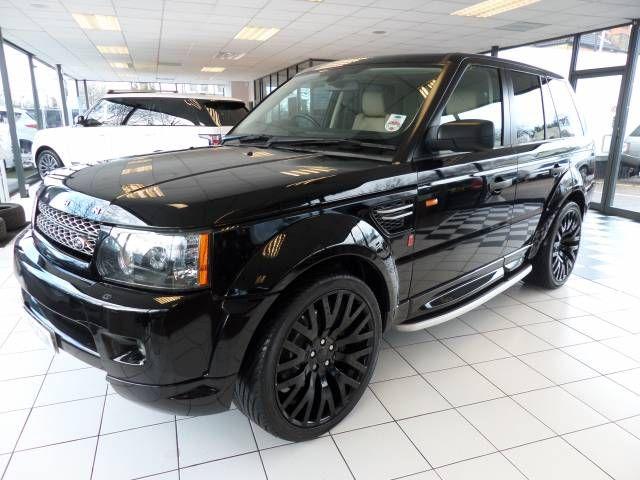 2007 Range Rover Sport 3.6 TDV8 £27,999