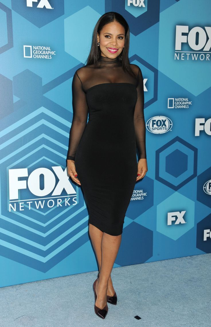 "FUCK YEAH Sanaa Lathan // breathtakingwomen:  Sanaa Lathan at the ""Fox..."