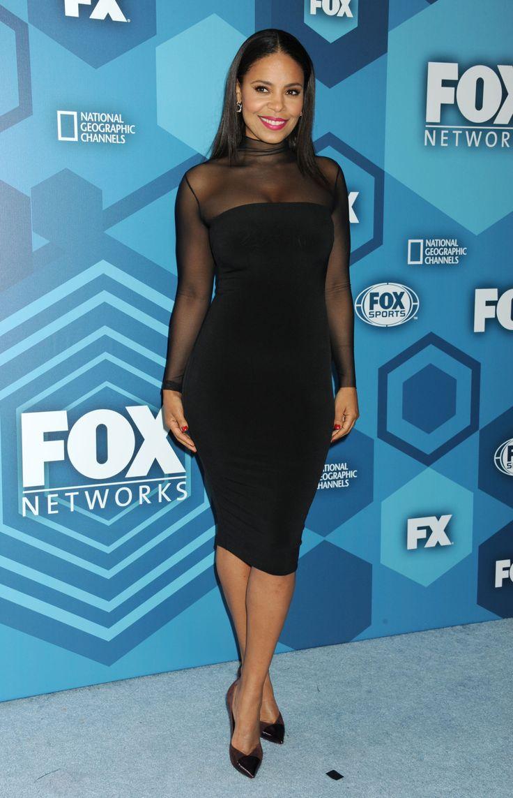 "FUCK YEAH Sanaa Lathan // breathtakingwomen: Sanaa Lathan at the ""Fox..."