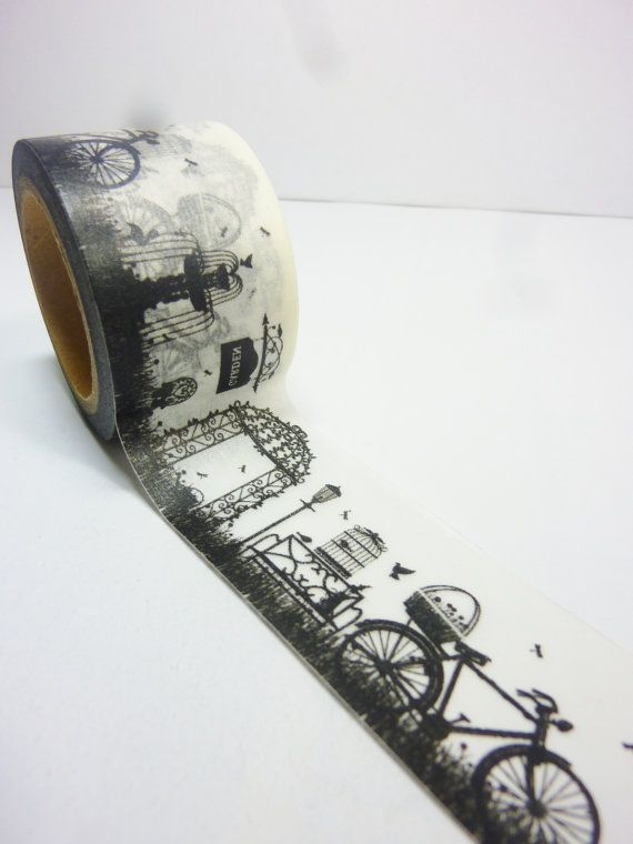 Washi Tape 30mm by shekphoebe on Etsy, $3.90