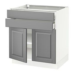 Base Cabinets - SEKTION system - IKEA