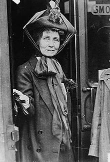 Emmeline Pankhurst (15 July 1858 – 14 June 1928) was a British political activist and leader of the British suffragette movement which helped women win the right to vote. In 1999 Time named Pankhurst as one of the 100 most Important people of the 20th century.
