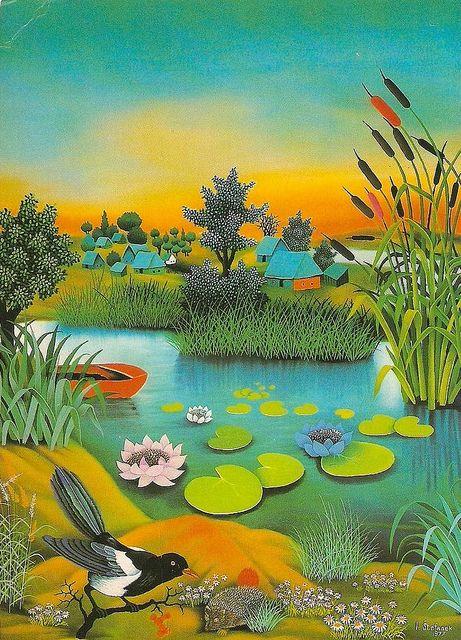 Ivan Stefanek postcard