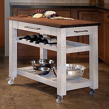 die 25+ besten ideen zu mobile kücheninsel auf pinterest ... - Fahrbare Küche