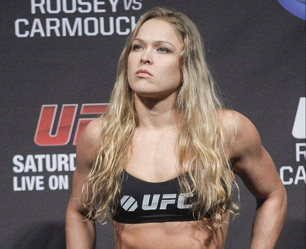 """Ronda Rousey Had A Badass Response To Her Body Shamers """"I'm not a do nothing bitch."""""""