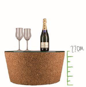 Linea Greencorks: sa di tappo, ma non è il vino, piuttosto sgabello e tavolino | Eco Report