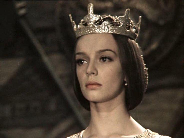 Наталья Трубникова (принцесса Мелисента, х/ф З1 июня, реж. Л. Квинихидзе)