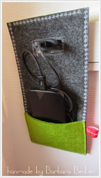 meine kreativenMomente: Filz-Taschen..:o)