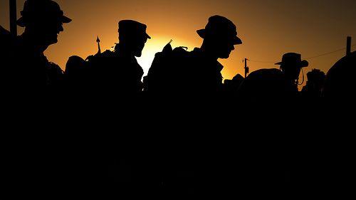 Bataan Memorial Death March   Flickr - Photo Sharing!