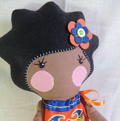 Marilda, uma boneca moçambicana. - http://addisysumundoencantado.com/wordpress/marilda-uma-boneca-mocambicana/