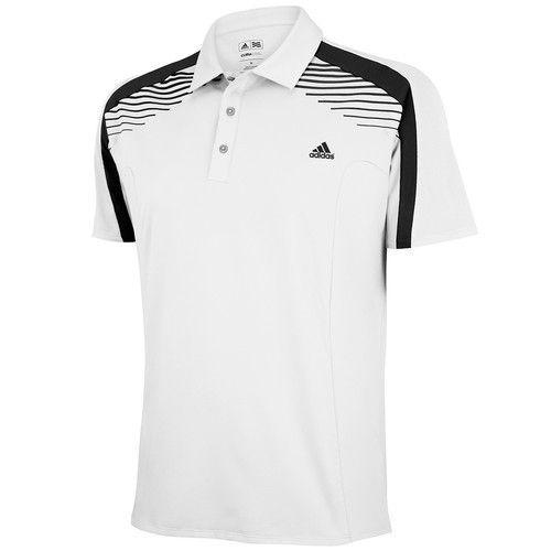 online store 9759b 6f04d Adidas Golf 2013 Men's ClimaCool Colour Block Polo Shirt ...