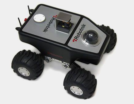 Robot móvil SUMMIT XL | Robotnik