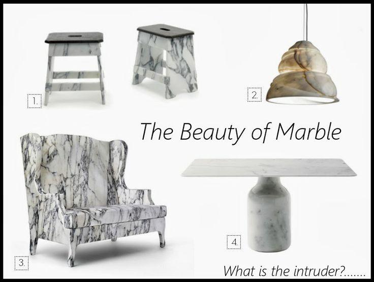 Ars City: Arredi di marmo