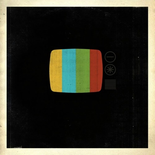 Television broadcasts signed off for the night ..I am glad those days are gone.
